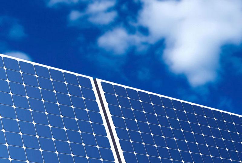 Solar Farm Hilton Manufacturing