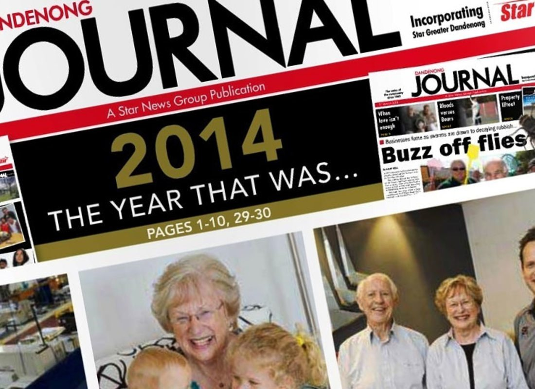 Dandenong Journal – People of the Year